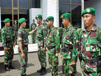 Direktur Topografi Angkatan Darat Berangkatkan Tim Topografi Ekspedisi Bukit Barisan