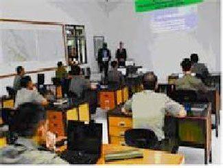 Pelatihan Advance Geographic Information System Untuk Militer