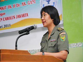 Akper Kesdam Ii/Sriwijaya Palembang Gelar Pelatihan Clinical Instructor (CI) Regional