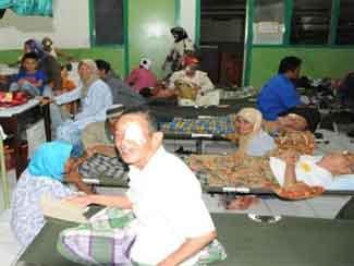 Rumkit Tk.III Dr. R. Soeharsono Banjarmasin Gelar Bhakti Sosial