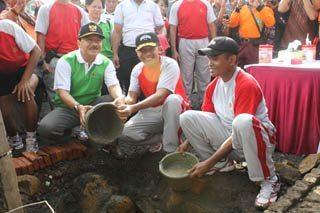 Pemda Dki Jakarta Dan Kopassus Jalin Kerjasama Dalam Membenahi Lingkungan