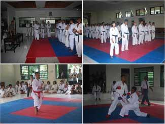 Angkatan Darat Siapkan Atlet Karateka