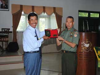 Akademi Militer Adakan Mou Dengan Unnes Semarang