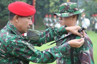 Pembukaan Latihan Menembak Terpusat AARM 22/2012