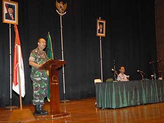 Korpri TNI AD Selenggarakan Ceramah Kebangsaan