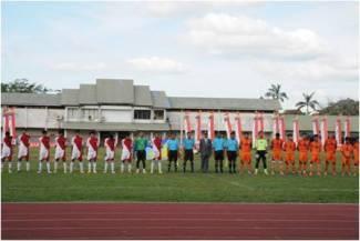PS. Kubu Raya Pastikan Masuk Final Pangdam Cup