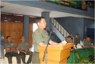 TNI Harus menjaga kepercayaan masyarakat