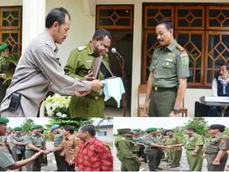 TNI Siap Dilibatkan Untuk Tenaga Mengajar Dan Tenaga Medis Di Pedalaman