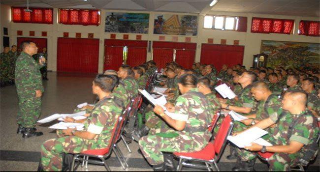 Sosiometri Jabatan Perwira Akmil Abit Diklapa II T.A. 2012