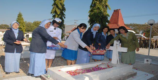 Ziarah Nasional Dalam Rangka HUT Kemerdekaan RI Ke-67 Tahun 2012