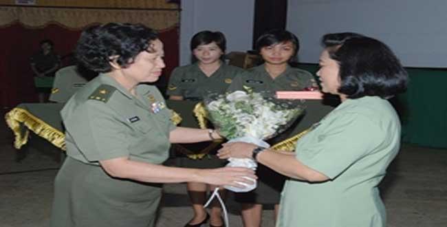 Pelepasan Ibu Raksakarini Sri Sena Jaya