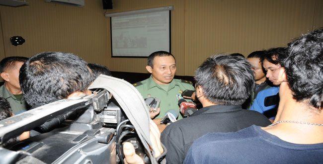 Angkatan Darat Luncurkan Website Baru