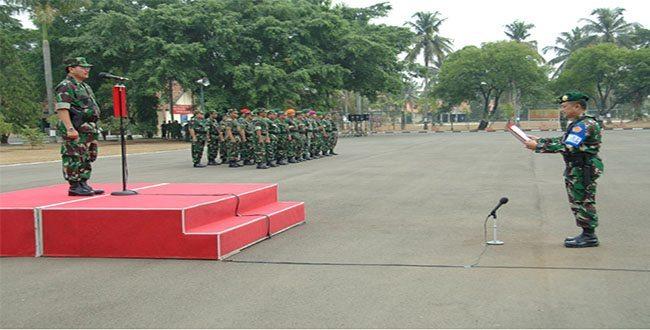 Kasum TNI Buka Latihan PPRC TNI Kilat XXIX 2012