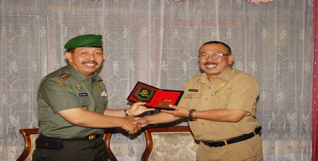 Gubernur Akmil Silahturahmi Ke DPRD Kota Magelang