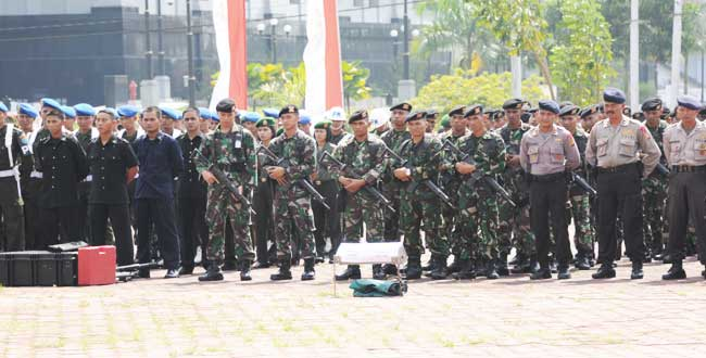 TNI-Polri Siap Amankan Pilgub 2012