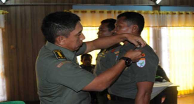 Pangdam XII/Tpr Buka Penataran MIPMBC Tersebar 2012