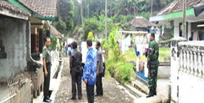Tinjau Medan Dalam Rangka BSMSS di Kelurahan Bungursari Kota Tasikmalaya