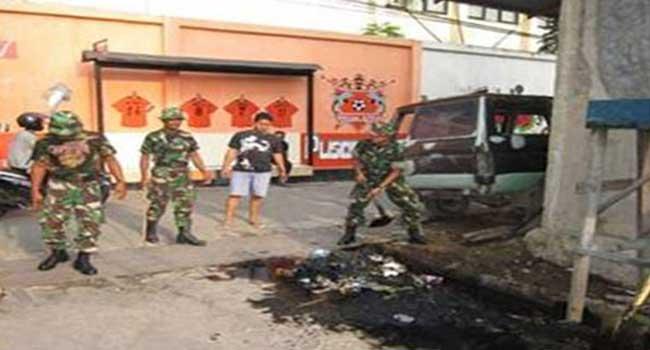 Kodim 0901/Samarinda Intensifkan Karya Bhakti