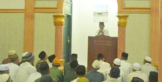 Calon Jamaah Haji Di Peusejok