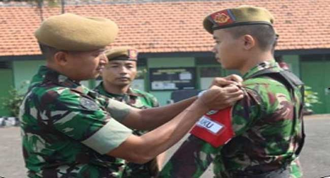 Latihan Prosdalops Batalyon Arhanudse-10