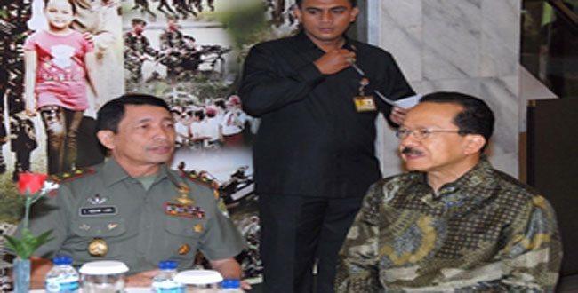 Pangdam Jaya : Bantu Keamanan Pemilukada
