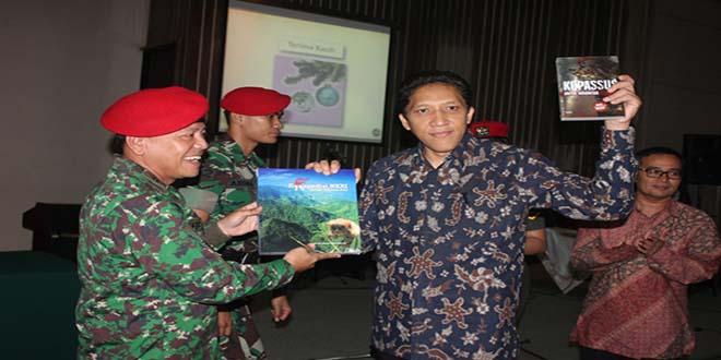 Sosialisasi Ekspedisi NKRI Koridor Maluku dan Maluku Utara 2014 di Universitas Indonesia