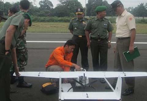 Uji Coba Pemanfaatan Pesawat Tanpa Awak (Unmanned Aerial Vehicle/Uav) Untuk Pemetaan Topografi