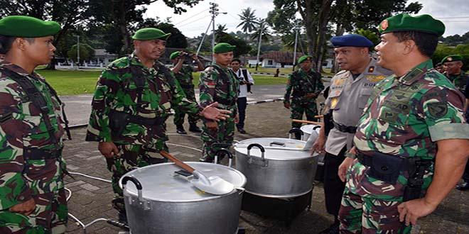 Foto Apel TNI Bencana 2