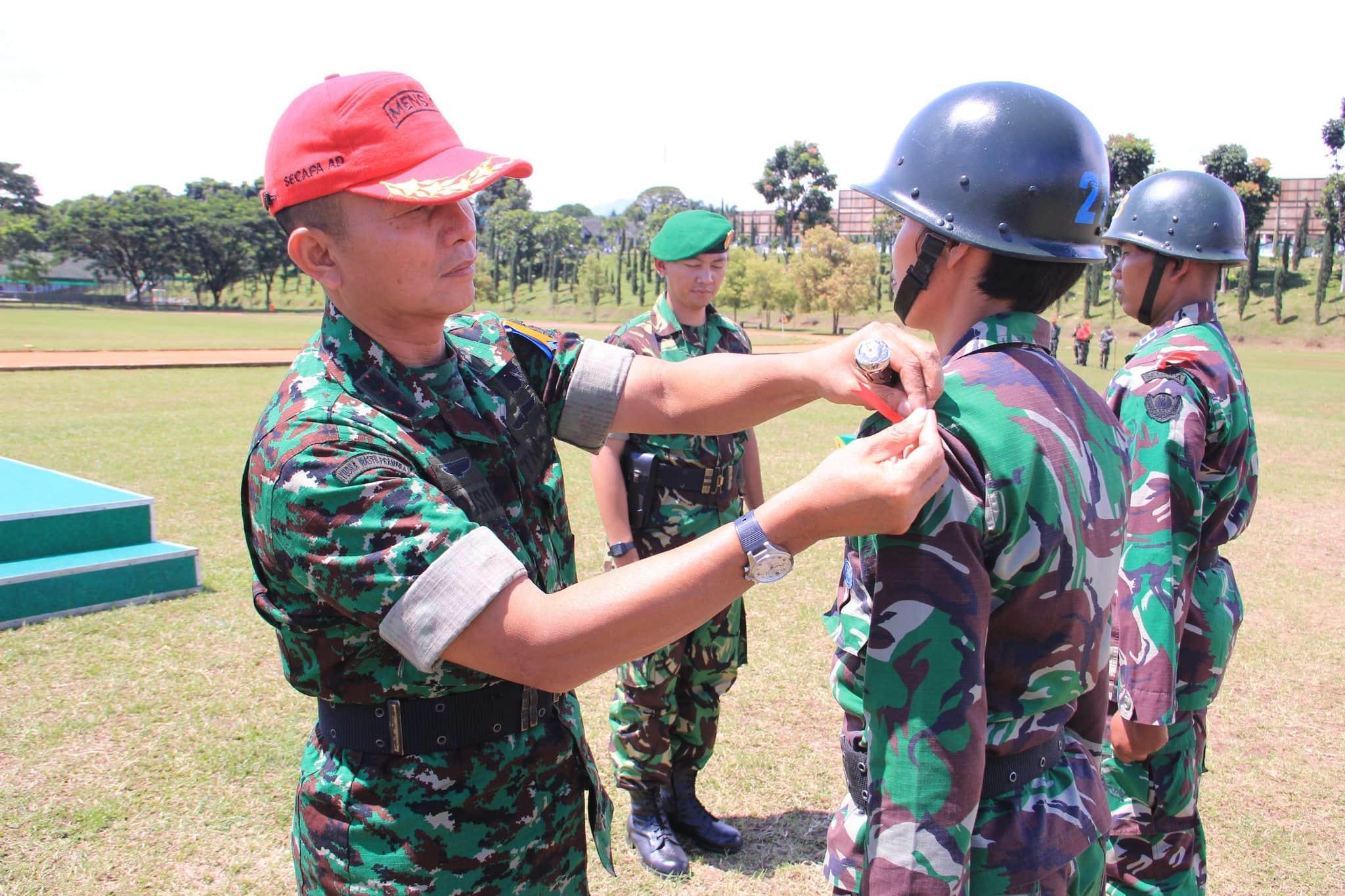 Masa Penyegaran Pasis Diktukpa TNI AD gel-1 TA 2014 Panorama 23