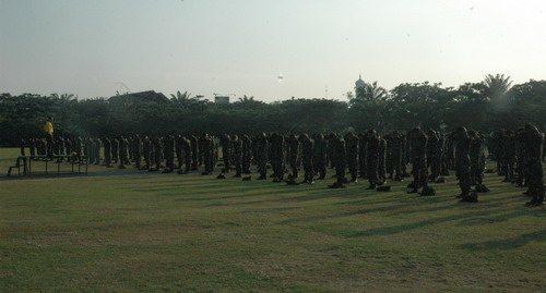 Minggu Militer Untuk Meningkatkan Kemampuan