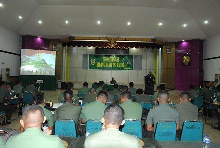 sosialisasi Bakti TNI