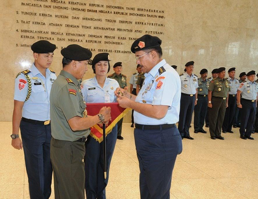 Panglima TNI : Integrated Armed Forces Suatu Pelatihan dan Pendidikan Utama Bagi Negara Maju