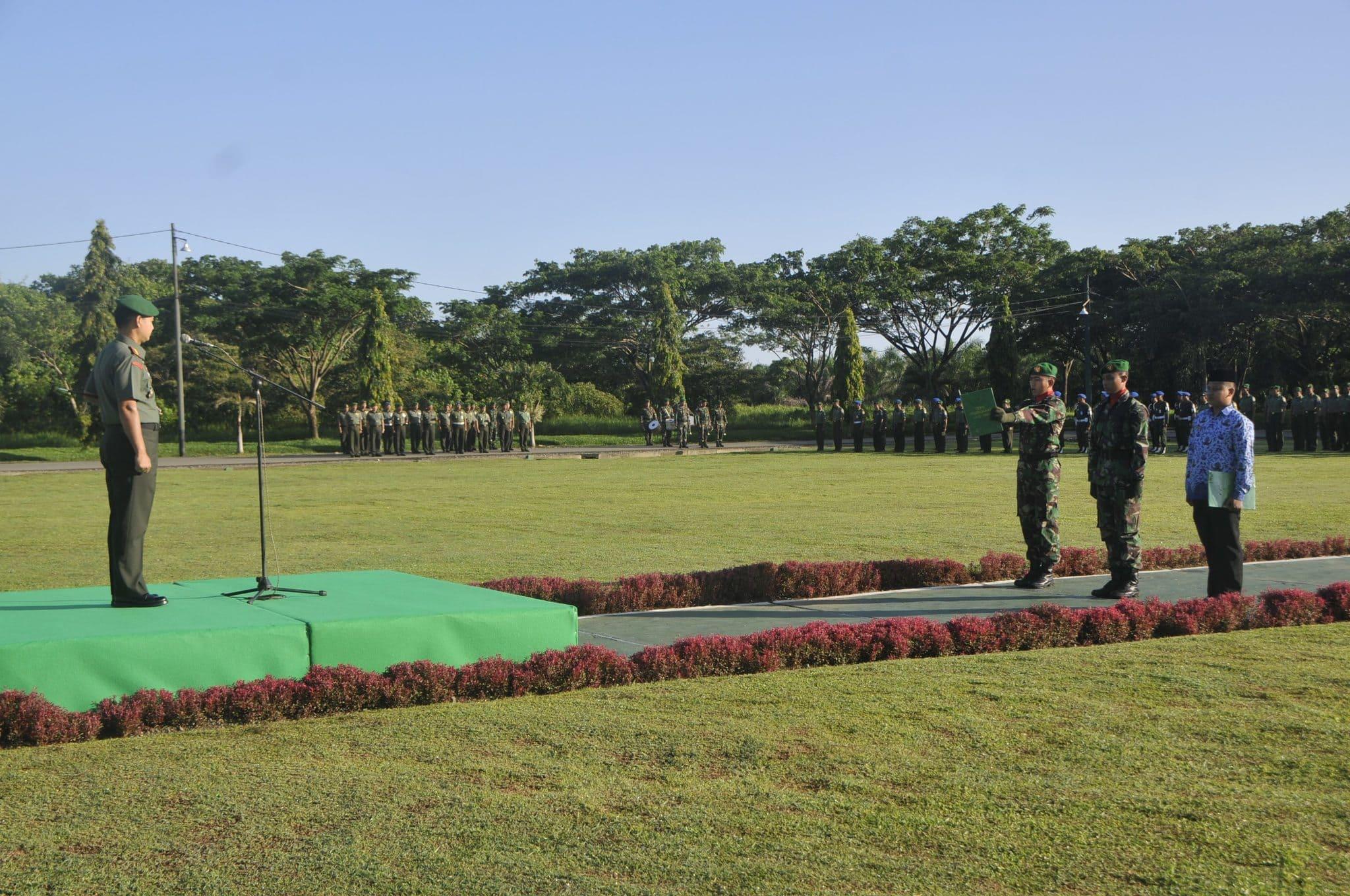 PANGLIMA TNI : TETAP KOMITMEN PADA AZAS NETRALITAS TNI