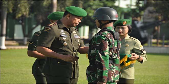 Pendidikan Prajurit Calon Tamtama TNI AD, Gel I Tahap I TA 2014 Dibuka