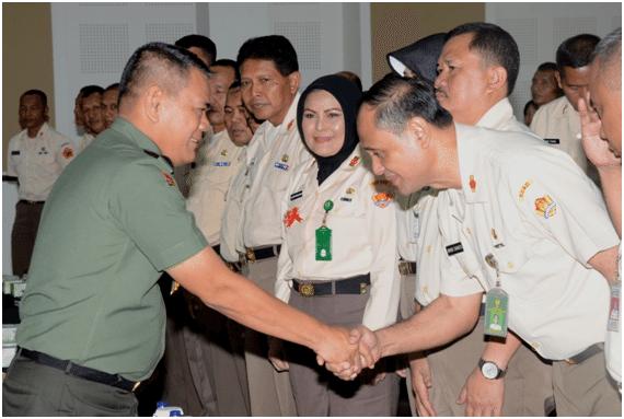 Kasad : PNS TNI AD Harus Mendukung Netralitas TNI