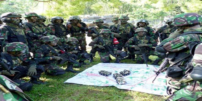 Pembukaan Diktukba TNI AD Tahap ll Kecabangan Infanteri TA. 2013 Kodam Jaya