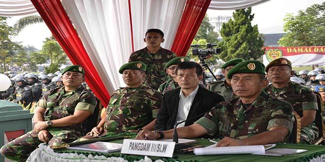 Situasi Jabar-Banten Kondusif Menjelang Pemilu 9 April
