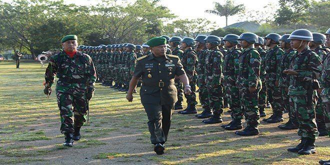 Kodam IM Buka Pendidikan Secata TNI AD TA. 2014