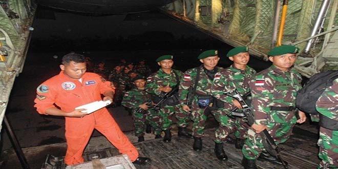 Pemberangkatan Tugas Yonif 515 ke RI-PNG Gelombang Ke- 2