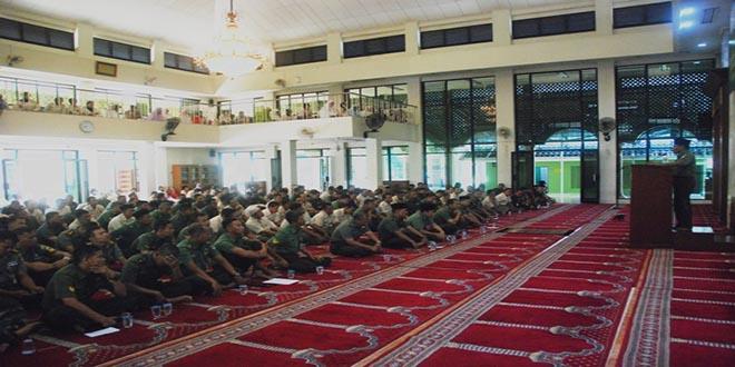 Pencerahan Kerukunan Berumah Tangga di Kodam Jaya