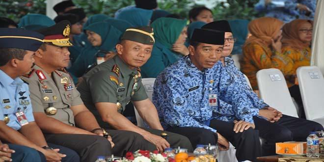 Pangdam Jaya Hadiri Upacara Hari Pendidikan Nasional 2014