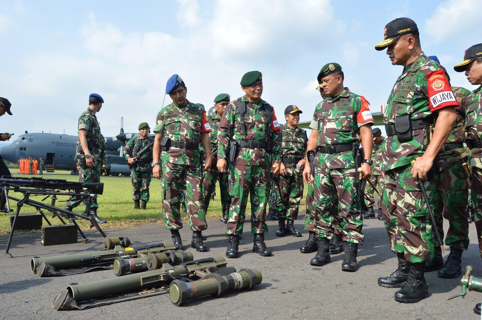 UPACARA PEMBUKAAN GLADI LATIHAN GABUNGAN TNI 2014 27-5-14 (7)
