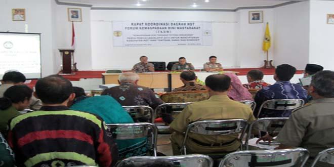 Dandim 1002/Brb: Kewaspadaan Nasional Dalam Mencegah Disitregrasi Bangsa
