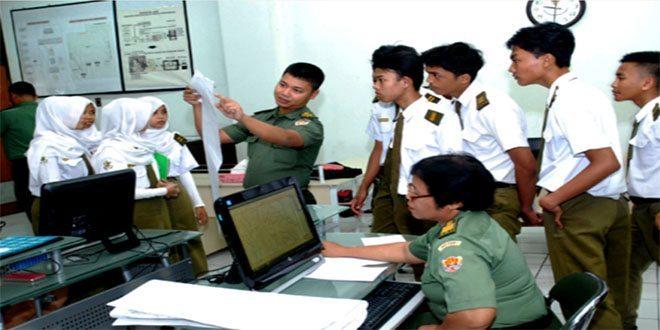 Jaring Lulusan Unggulan Dittopad Terima Kunjungan SMK Survei Pemetaan 'Adi Sanggoro'