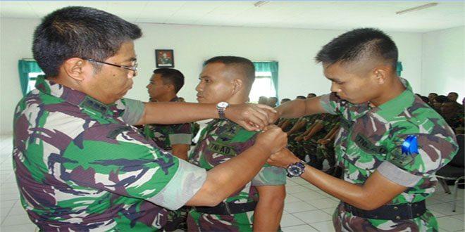Tingkatkan Profesionalitas Prajurit TNI AD, Dittopad Laksanakan Penataran GPS Navigasi Tahun 2014