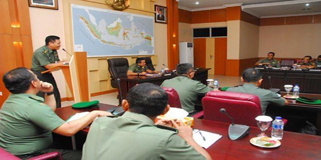 Tim Dalprog TNI AD di Kodam VI/Mlw