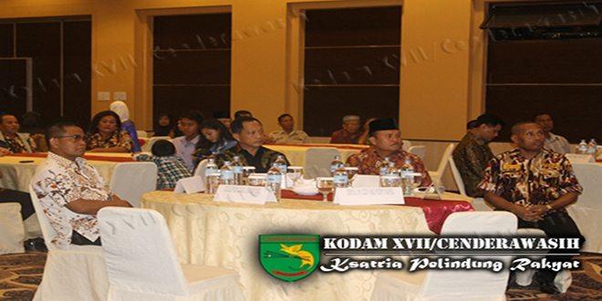 Pangdam XVII/Cenderawasih Menghadiri Buka Puasa Bersama FKPPI Provinsi Papua