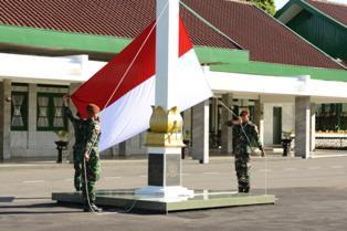 PRAJURIT TNI TIDAK BOLEH PILIH KASIH