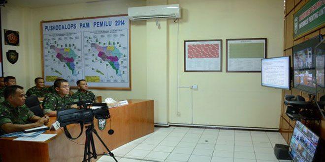 Pangdam IM Melaporkan Situasi Menjelang Putusan KPU ke Panglima TNI