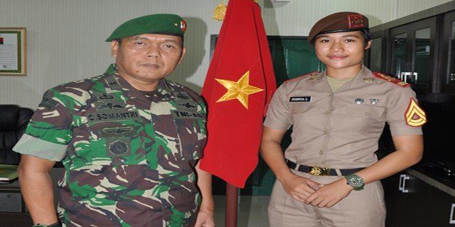 Anak Penjual Jagung Masuk Taruni Akademi Militer TNI AD